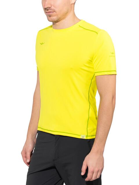 Kaikkialla Toni SS Shirt Men Lime